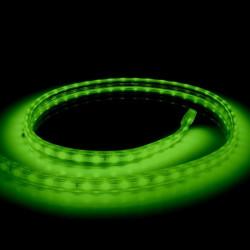 Rubans LED 220V-240V AC prêts à brancher vert
