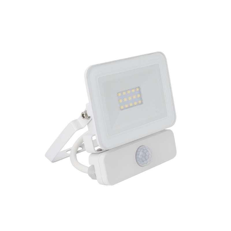 Projecteur LED Extra-Plat avec Détecteur de Mouvement PIR 10W