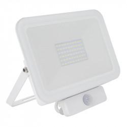 Projecteur LED Extra-Plat avec Détecteur de Mouvement PIR 50W