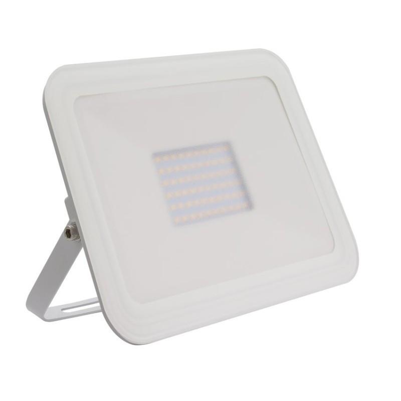 Projecteur led extra-plat Crystal blanc 50W