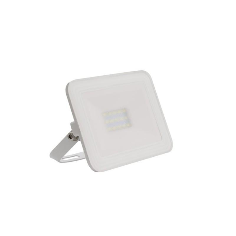 Projecteur led extra-plat Crystal blanc 10W