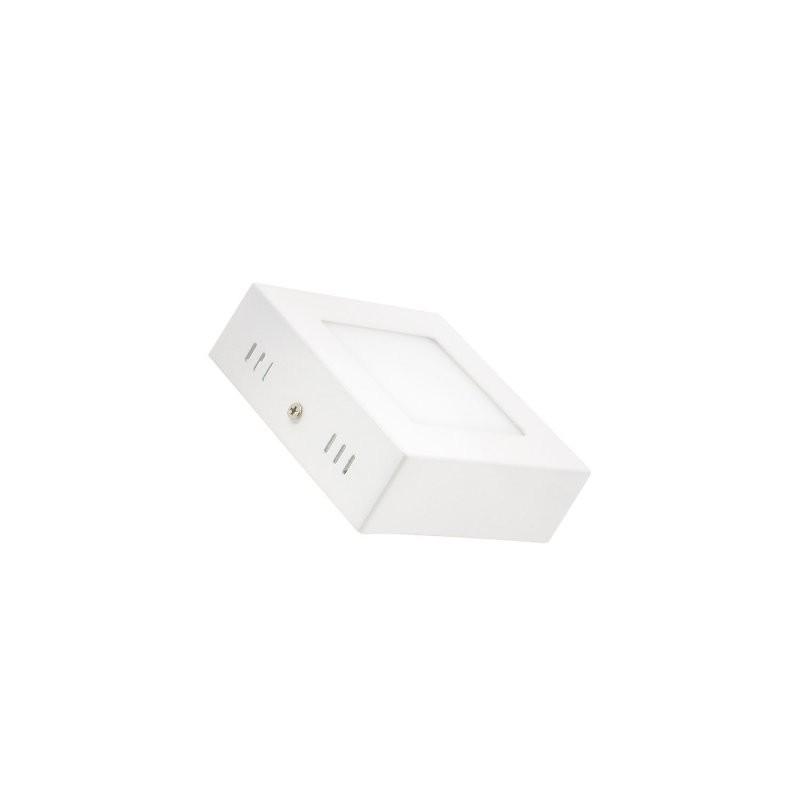 Plafonnier LED Carré 6W