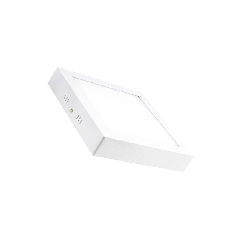Plafonnier LED Carré 12W