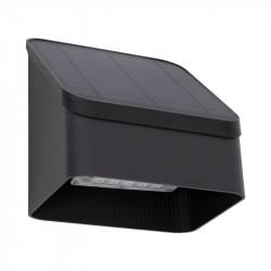 Applique LED Solaire avec Détecteur Mouvement - ledpourlespros.fr