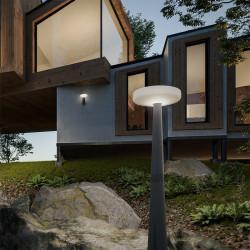 Lampadaire solaire avec détecteur - PAQUITA 215