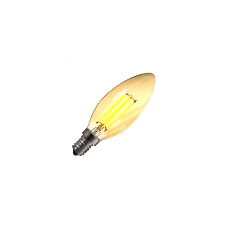 E14 Variable Filament Classic Gold C35 3W