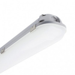Bloc néon LED étanche aluminium